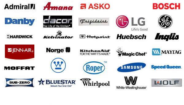 appliance-logos